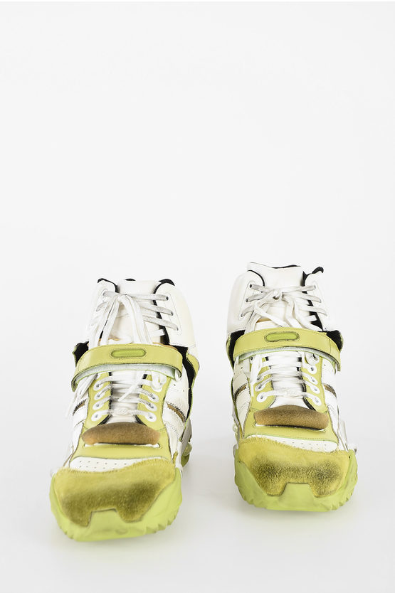 MM22 Leather ARTISANAL Sneakers