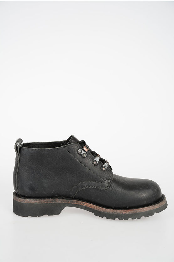 MM22 Leather Derby