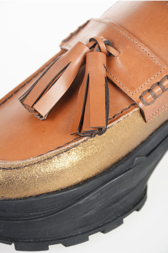 """MM22 Leather """"DISCO"""" Loafer"""