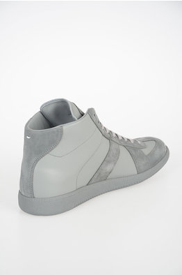 2da5a8a07 -30% F/W NEW IN. Maison Margiela MM22 Leather High Sneakers