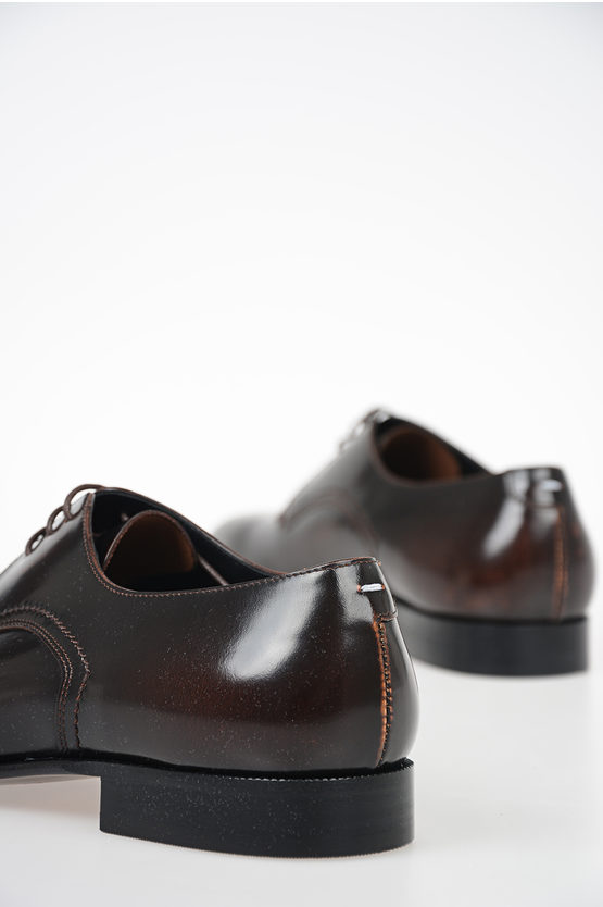 MM22 Leather Lace-up Derby
