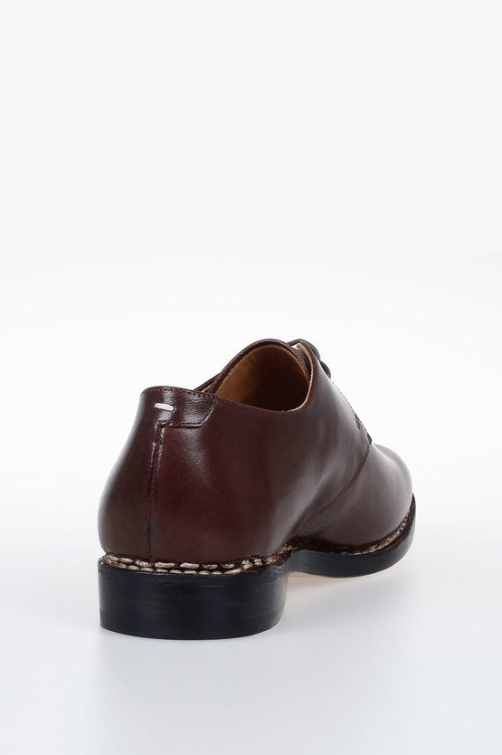 MM22 Leather Lace-Ups Shoes