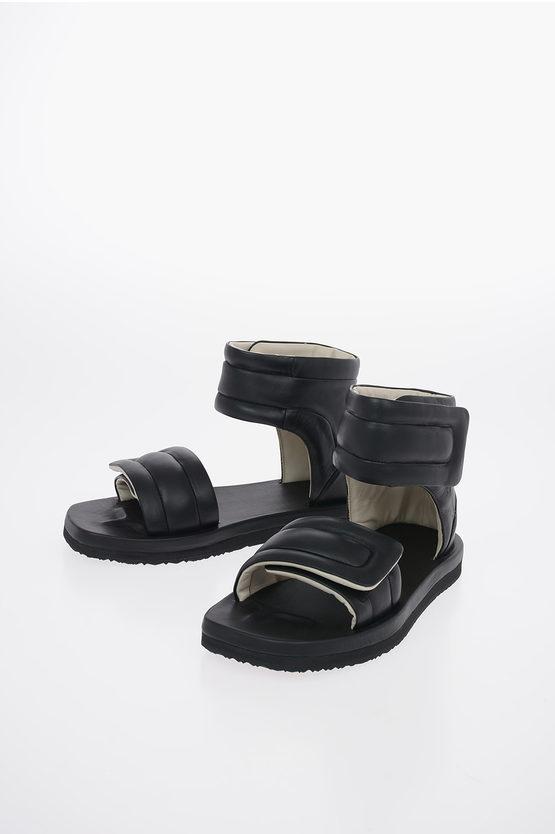 MM22 Leather Padded FUTURE Sandal