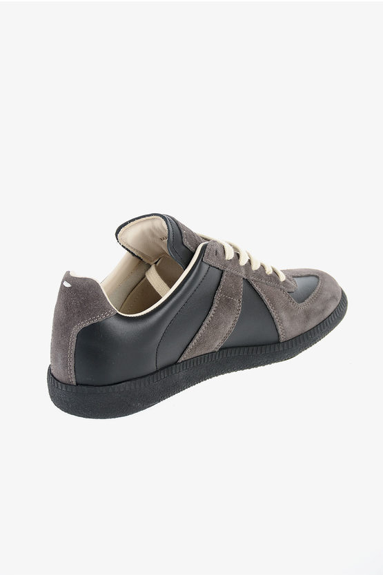 MM22 Leather Sneakers