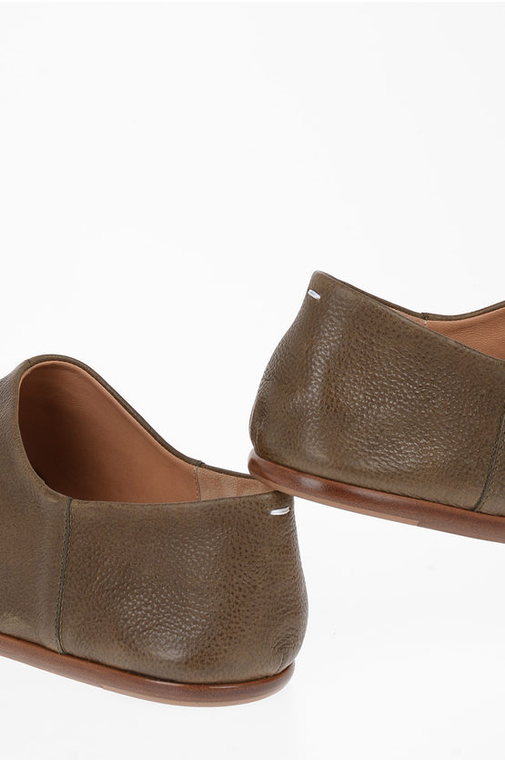MM22 Leather TABI Loafer