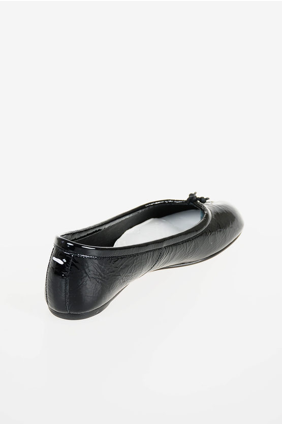 MM22 Patent Leather Ballet Flat