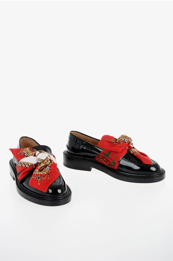 MM22 Patent Leather Loafer