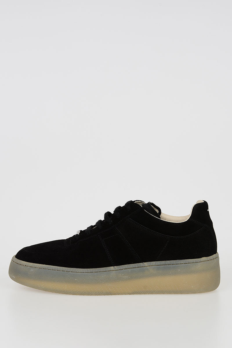 Leather Men Outlet Suede Maison Mm22 Margiela Sneakers Glamood XqAn6twZ