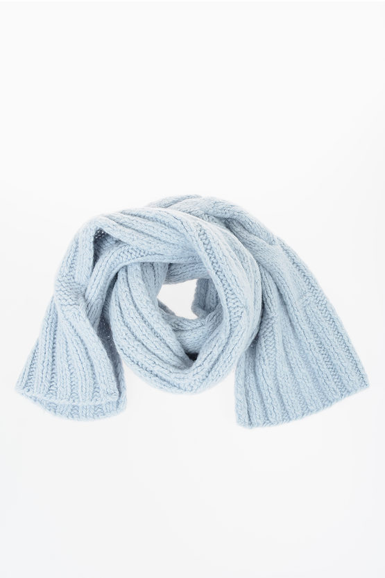 MM4 Alpaca and Wool Scarf