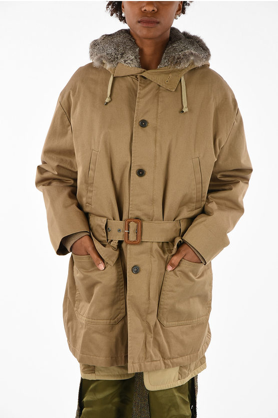 MM4 Parka With Real Fur