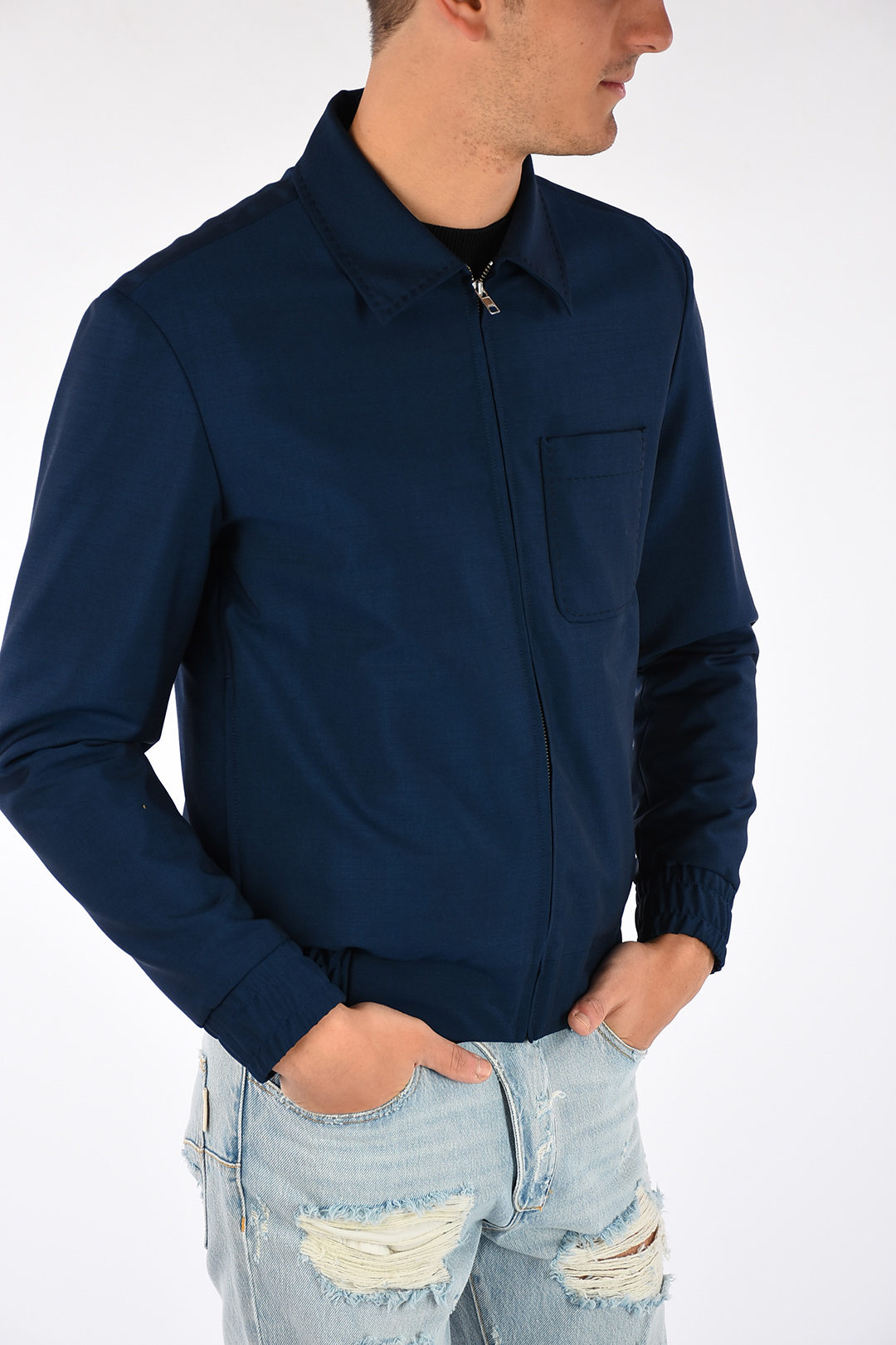 bbc6ce29d2cd Kenzo Mohair and wool Jacket men - Glamood Outlet