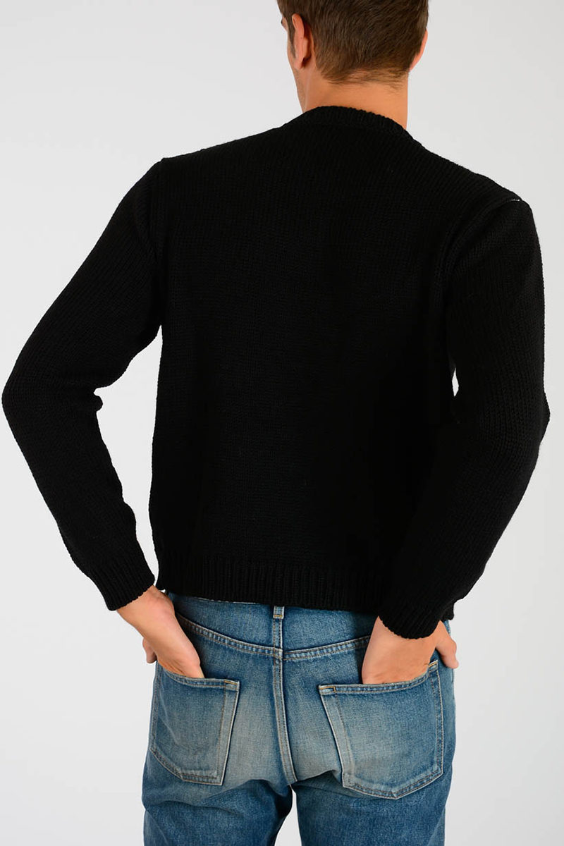 e435c9fd693 Raf Simons NY Wool Sweater men - Glamood Outlet