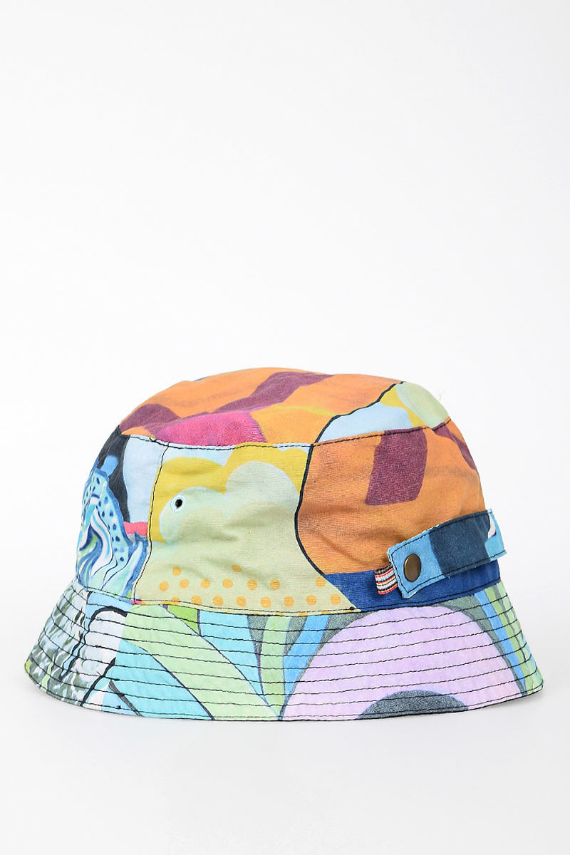 5594f7d7c0f Paul Smith Nylon Bucket Hat - Glamood Outlet