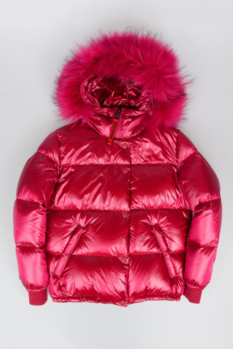 8a30845a5a7 Freedomday KIDS Nylon Down Jacket girls - Glamood Outlet