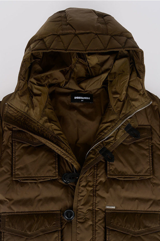 Nylon Down Jacket