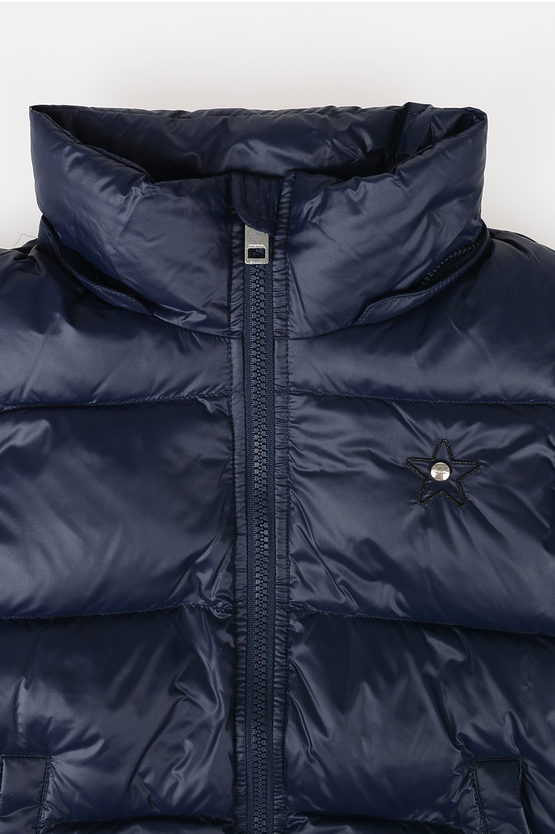 Nylon Hooded JANKIT Down Padded Jacket