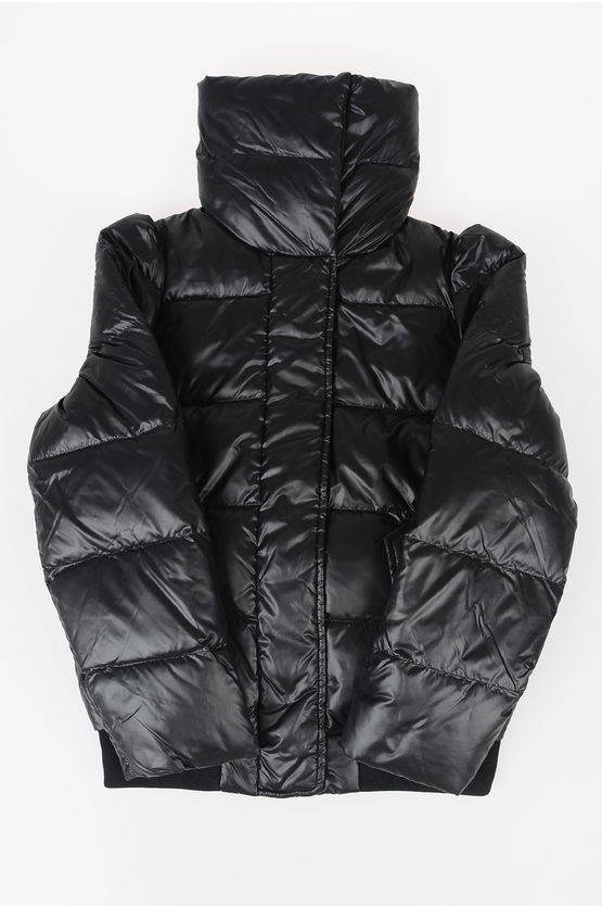 Nylon JASPIK Down Padded Jacket