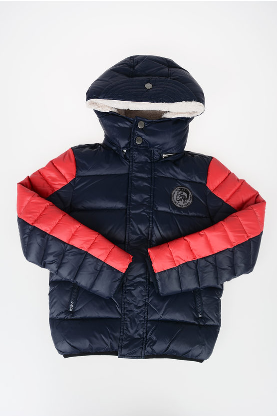 Nylon JUMO Down Padded Jacket