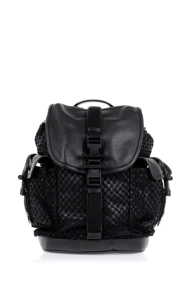 Givenchy OBSEDIA Leather Backpack women - Glamood Outlet 5ad37c405b94f