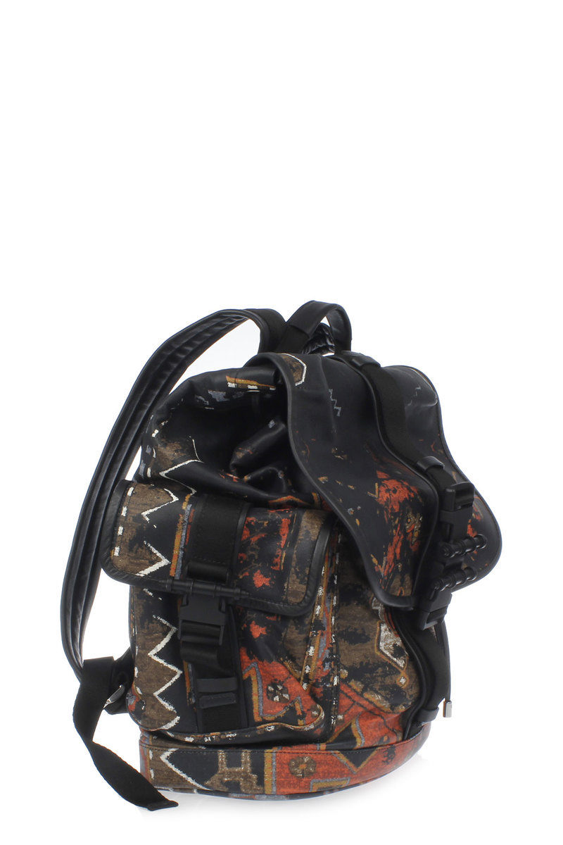2a2ccfded2c2 Givenchy OBSEDIA Printed Lamb Leather Backpack men - Glamood Outlet