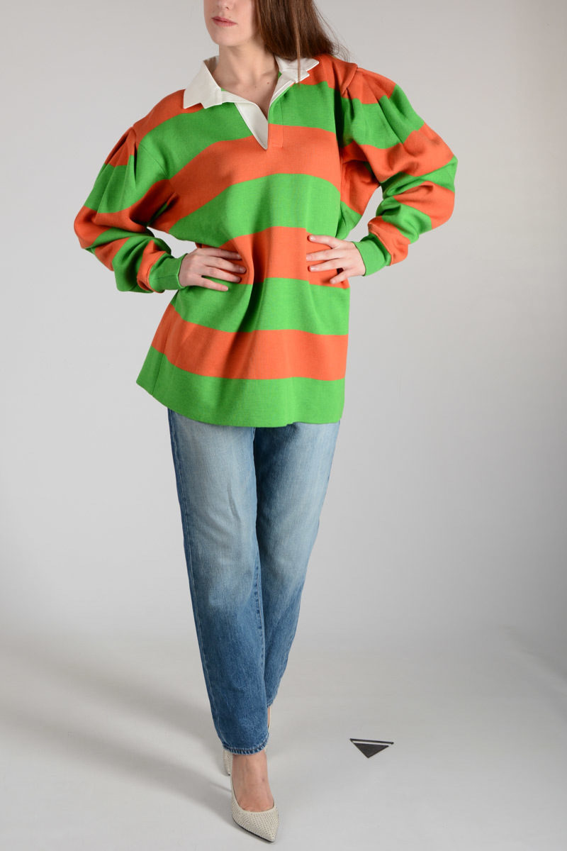 b920a009b8 Marc Jacobs Oversize Striped Sweater women - Glamood Outlet