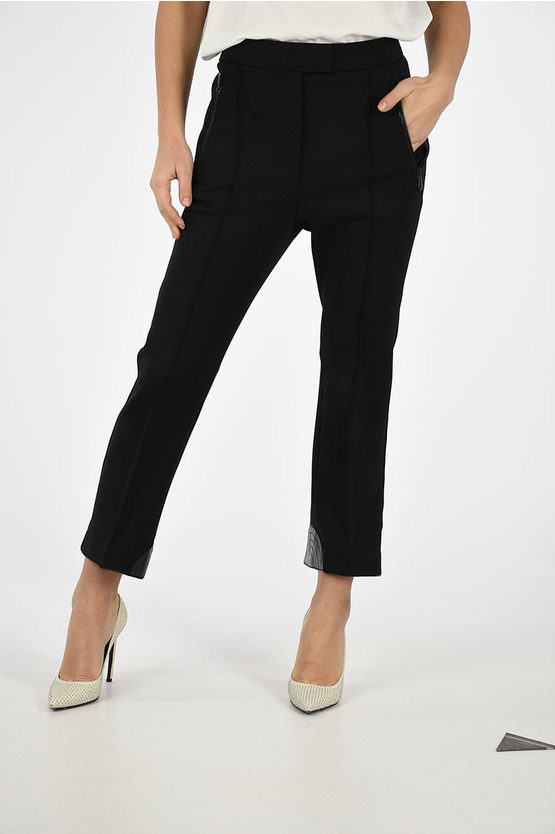 Pants with Ankle Zip