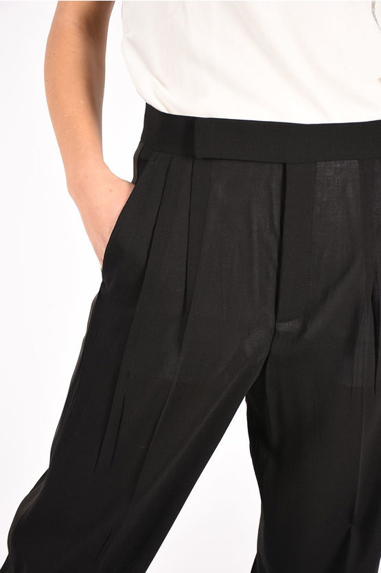 Pants with Lateral Stripe