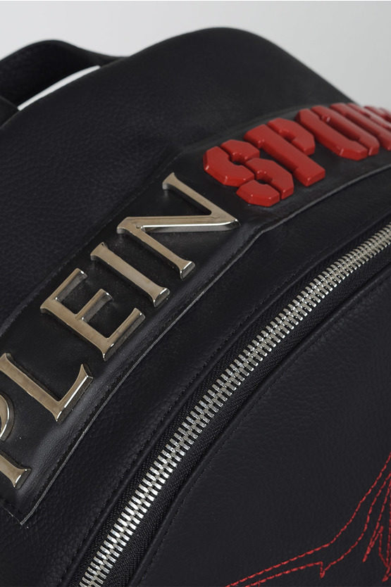 Plein Sport Embroidery Back Pack