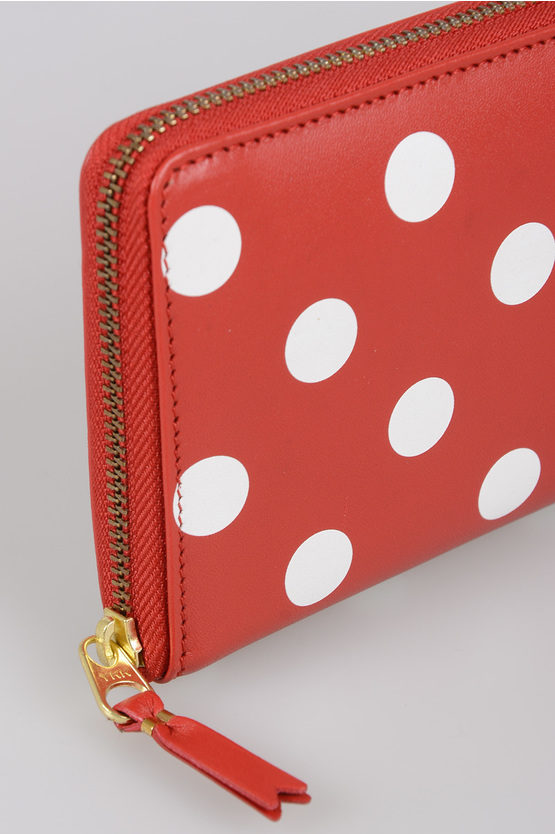 Polka dots Printed Wallet
