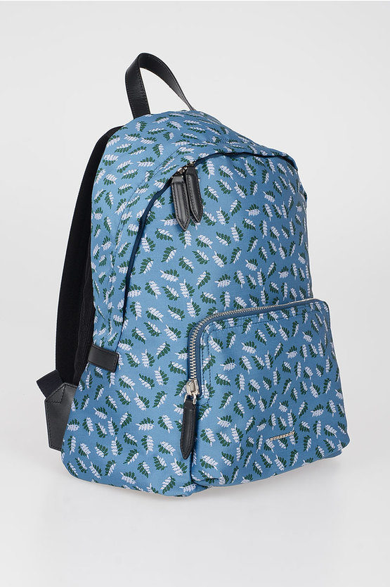 Printed Fabric ABBEYDALE Backpack