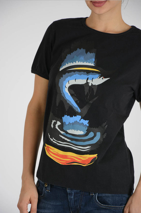 Printed MARLIN T-shirt