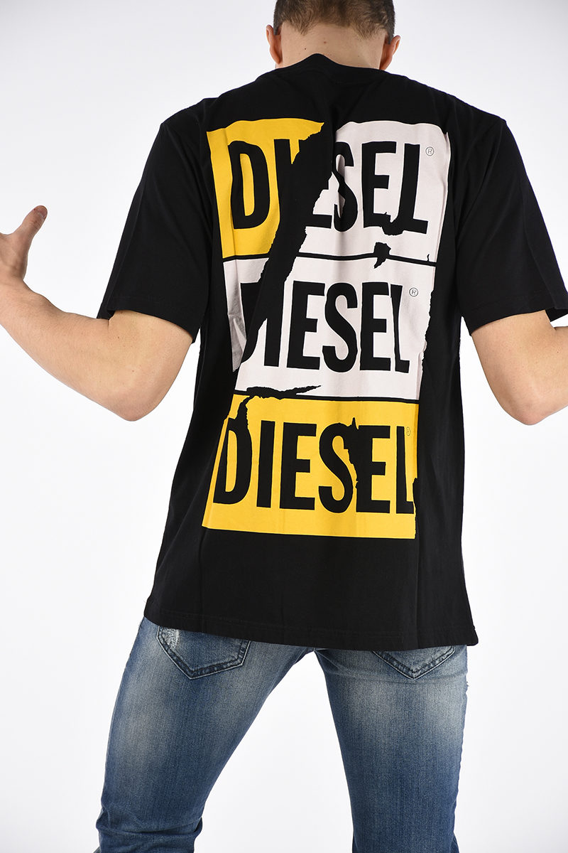 on sale 020d2 c9750 Printed T-JUST-ZC T-shirt