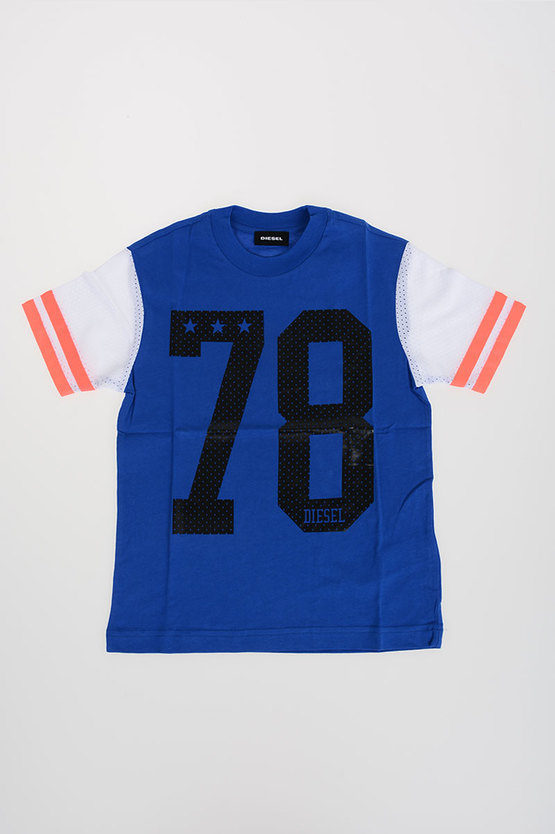 Printed TAGE OVER t-shirt