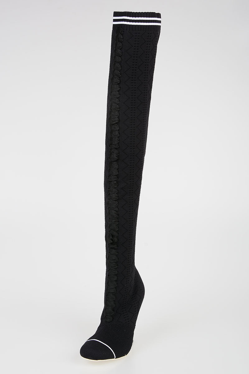 090cf4b0 Pull On Over the Knee Boots 12 CM