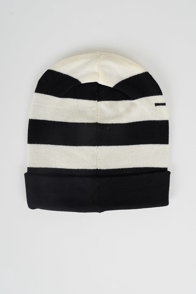dd7a24d1604 Raf Simons Pure Wool Striped Hat men - Glamood Outlet