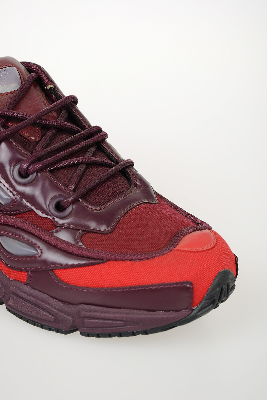 hot sale online d7390 49752 RAF SIMONS Fabric RS OZWEEGO III Sneakers