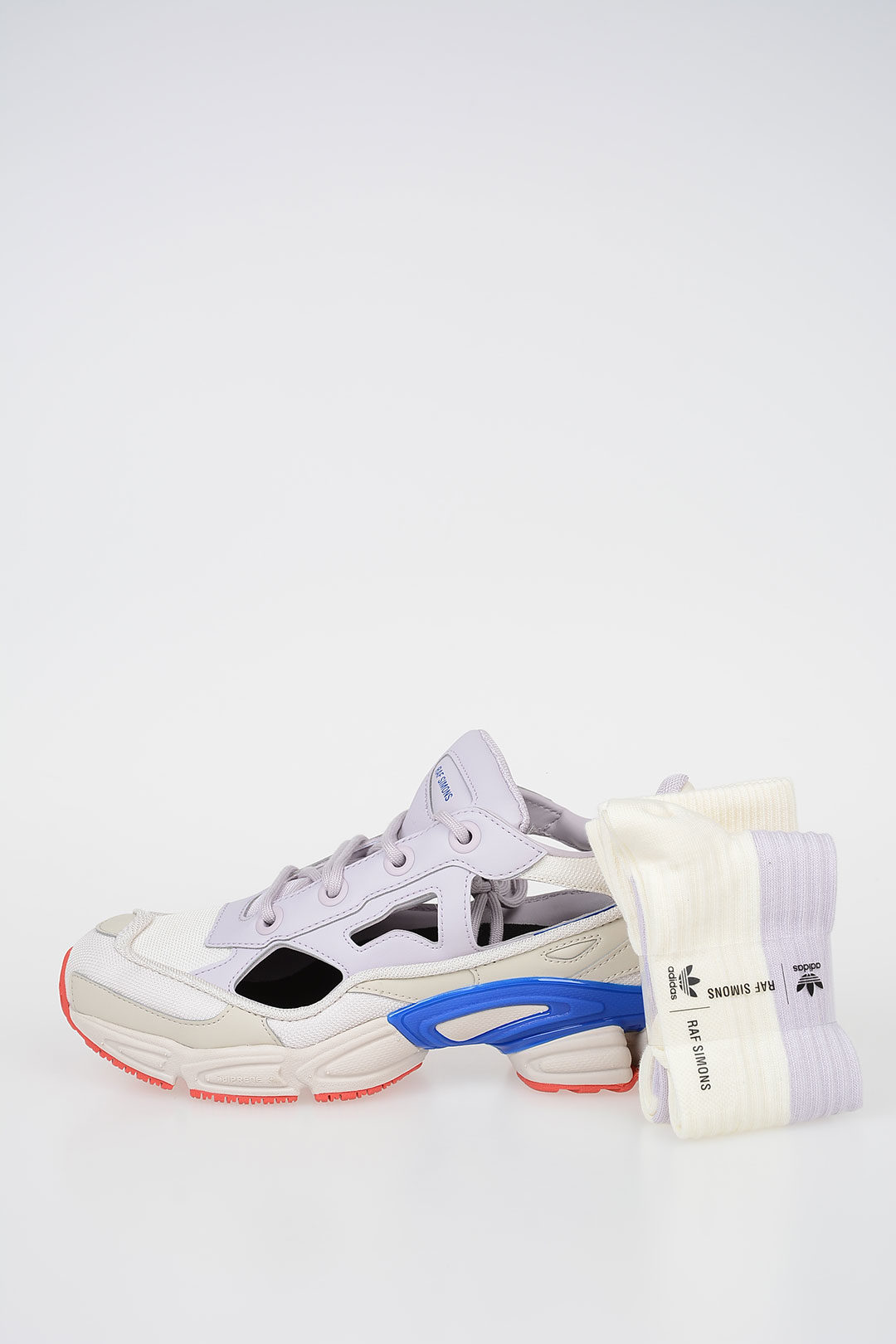 on sale d1f13 05db0 RAF SIMONS Sneakers REPLICANT OZWEEGO set Socks
