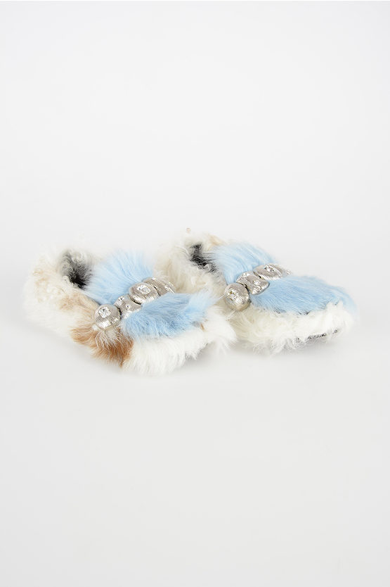 Real Fur Loafer