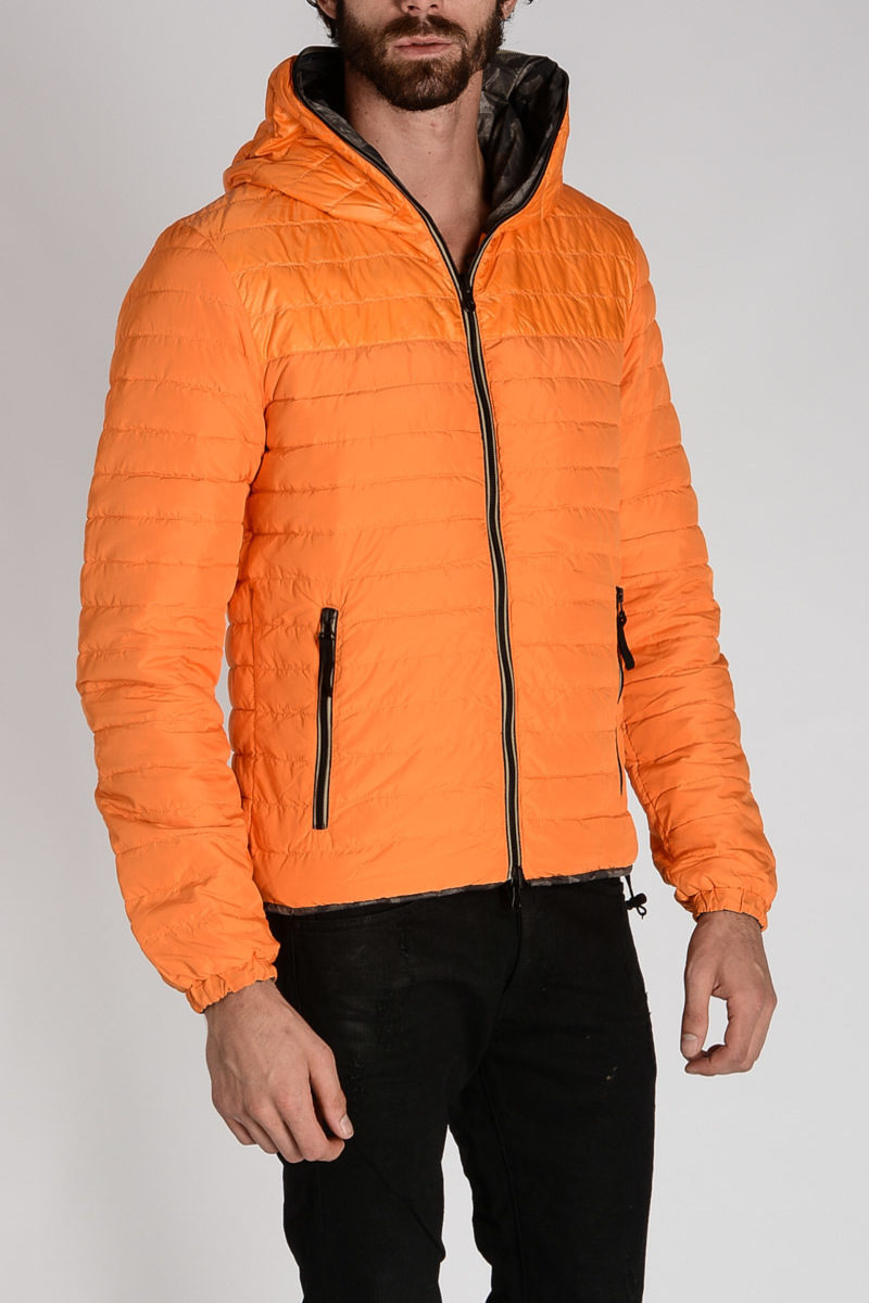 Duvetica Down PEONE Outlet Reversible Hooded Glamood Jacket men ERRE qq6HBUw