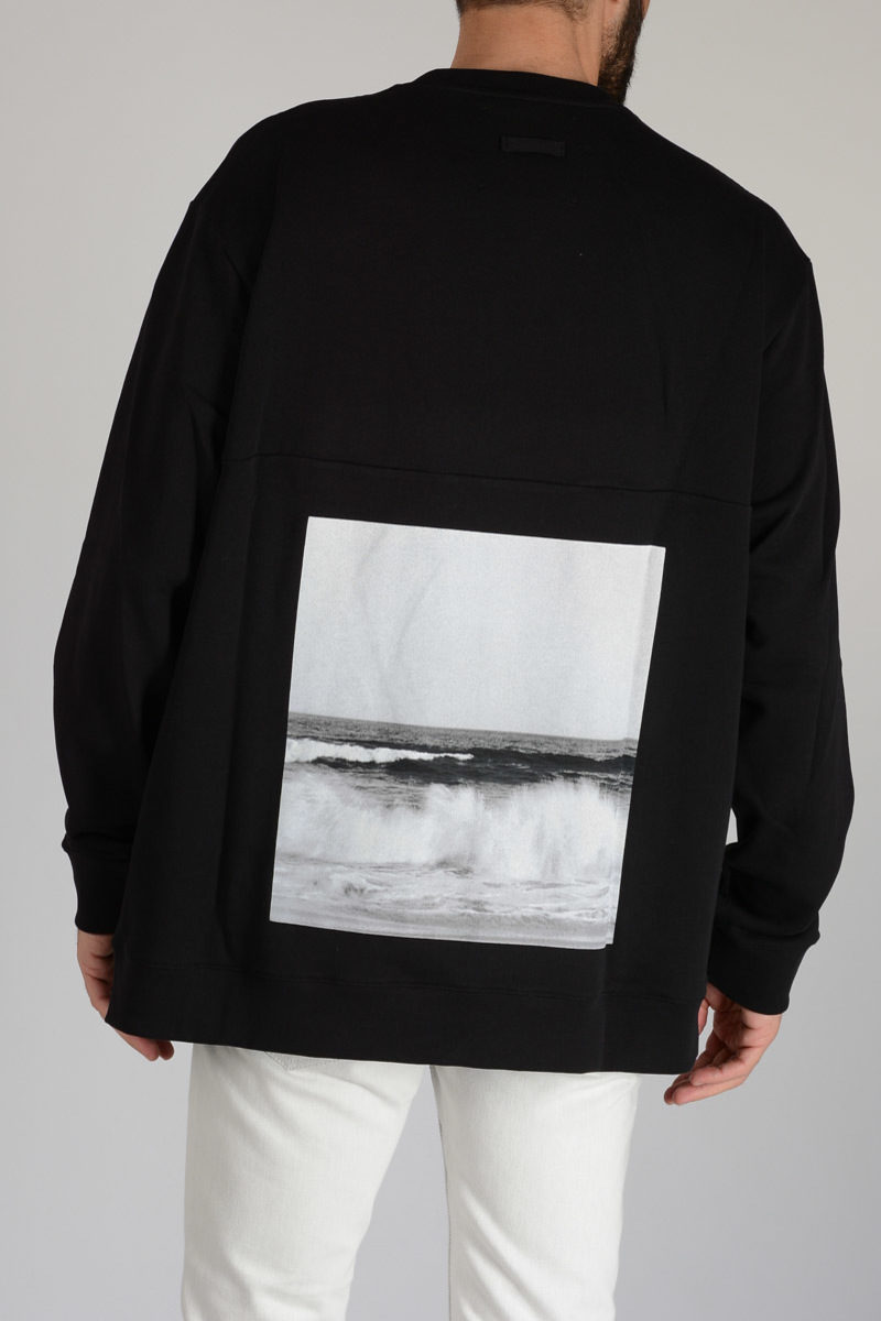 36208d41ff4 Raf Simons ROBERT MAPPLETHORPE Oversized Sweatshirt men - Glamood Outlet
