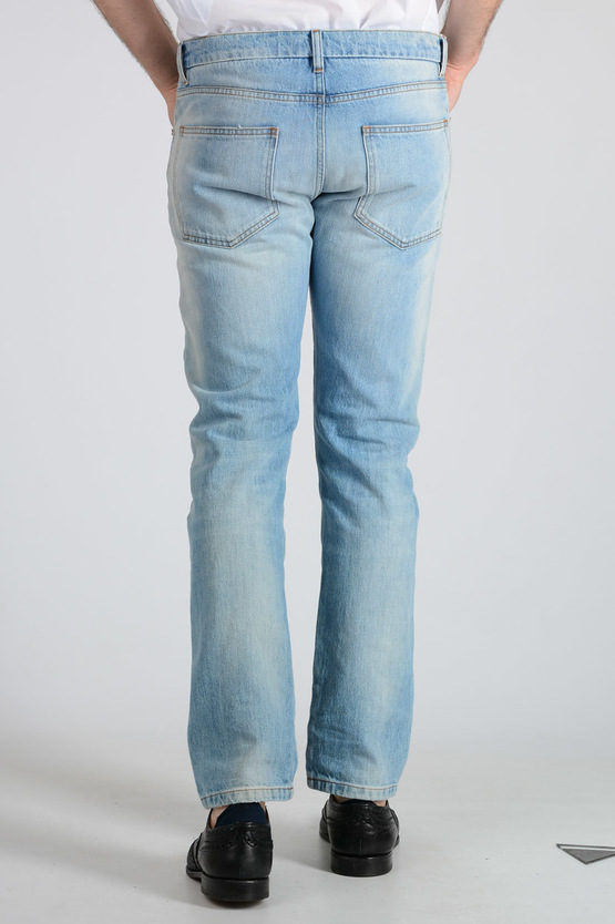 ROCKSTUD UNTITLED 06. 18cm Stonewashed Denim Jeans