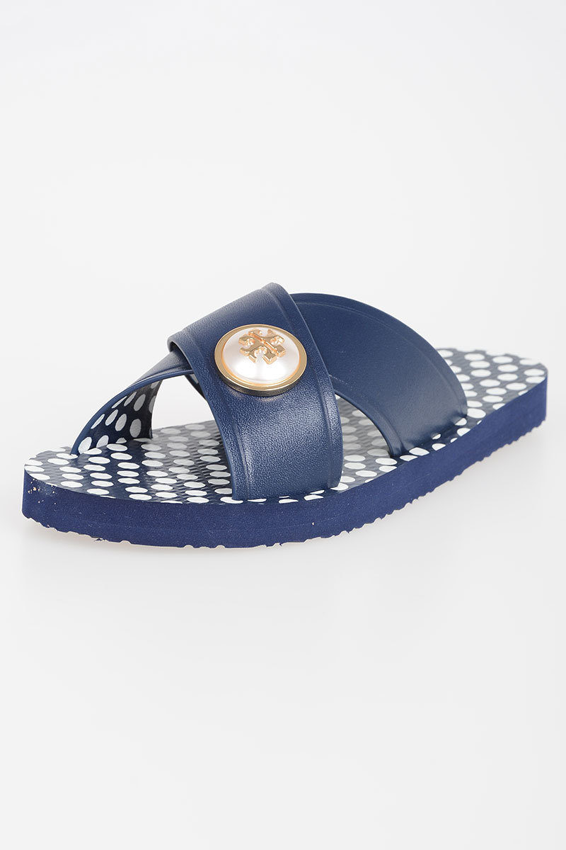 1e5e1daf185 Tory Burch Rubber MELODY Slipper women - Glamood Outlet