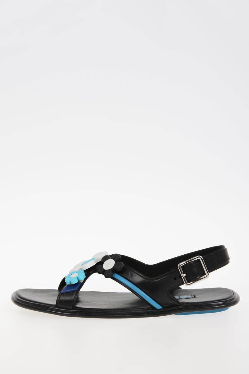 0c757e057225 Prada Rubber Sandals women - Glamood Outlet