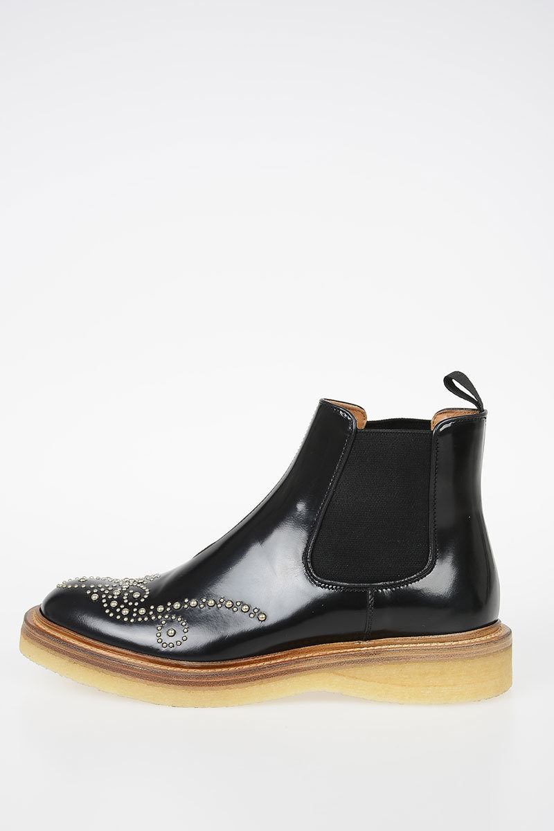 9d4db80aae854 Church s SASHA Ankle Boots with Stud women - Glamood Outlet