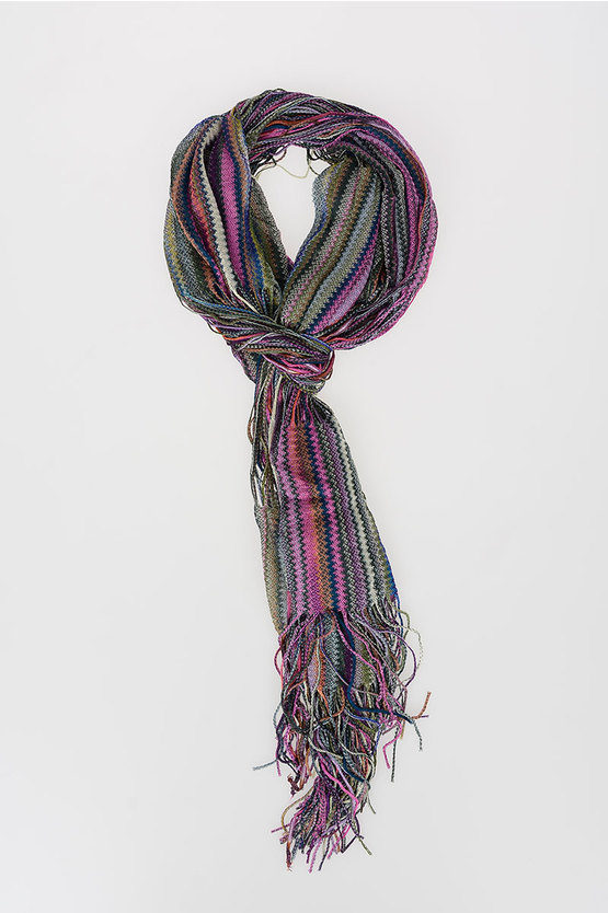 Scarf with Fringe