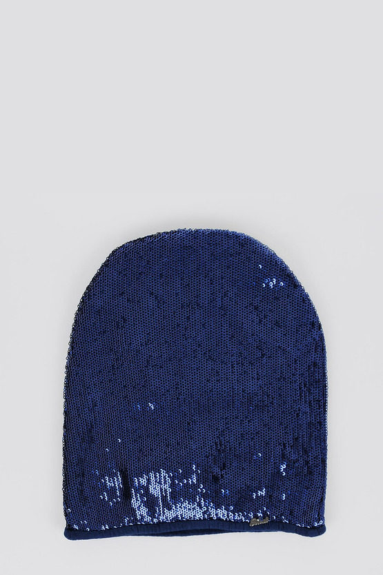 Sequins embroidery FISCI hat