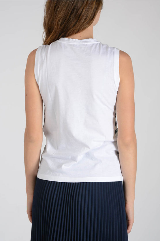 Sequins Embroidery GARIN Top