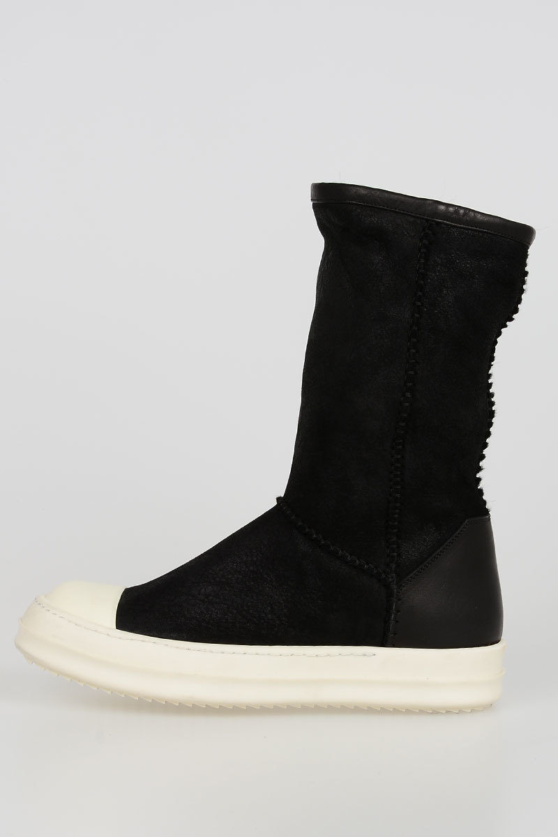 Shearling CREEPER HEIGHT Sneakers Fall/winter Rick Owens 5piUplfG