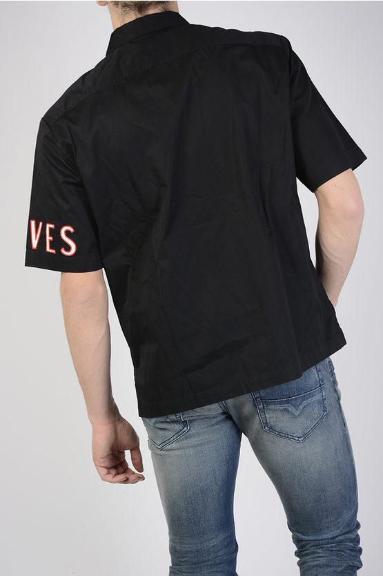 Short Sleeves S-MONROE Shirt
