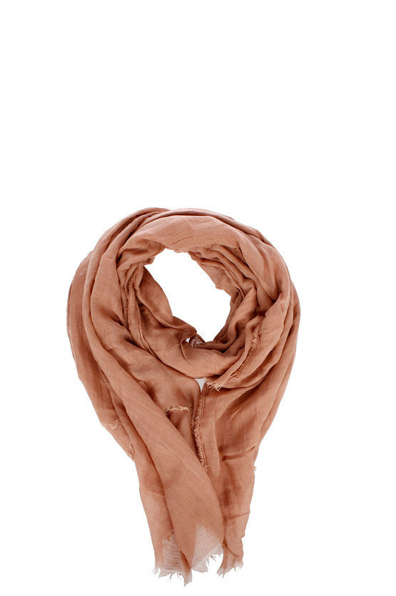 Silk and Linen Blend SANDY Scarf